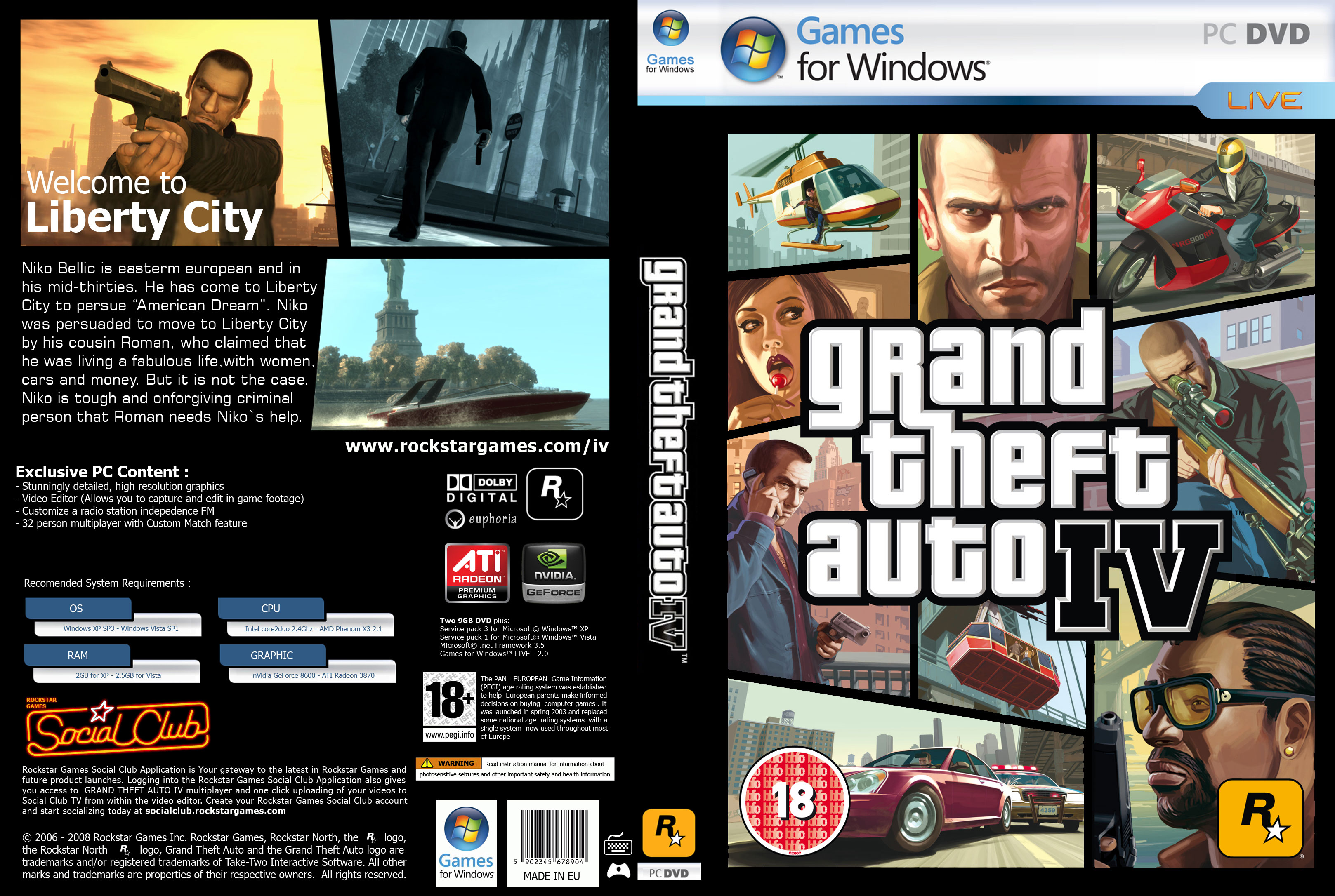 Screens Zimmer 3 angezeig: gta iv iso download